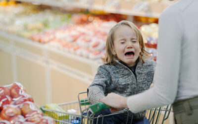 How to keep cool during kiddo temper tantrums
